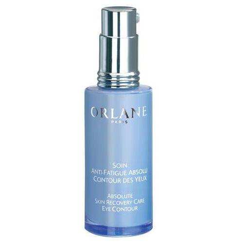 Absolute skin recovery program krem pod oczy przeciw obrzękom i cieniom (care eye contour) 15 ml Orlane