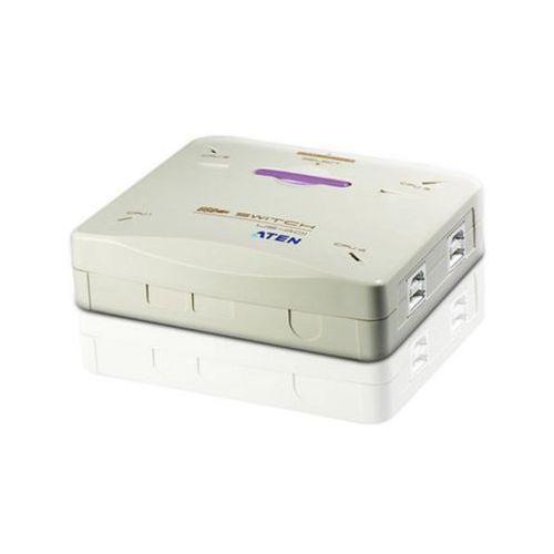 US-401 Przelacznik 4-portowy urzadzeń peryferyjnych USB ATEN (00875001)