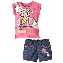 Komplety odzieży dla dzieci  My Little Pony 5.10.15.