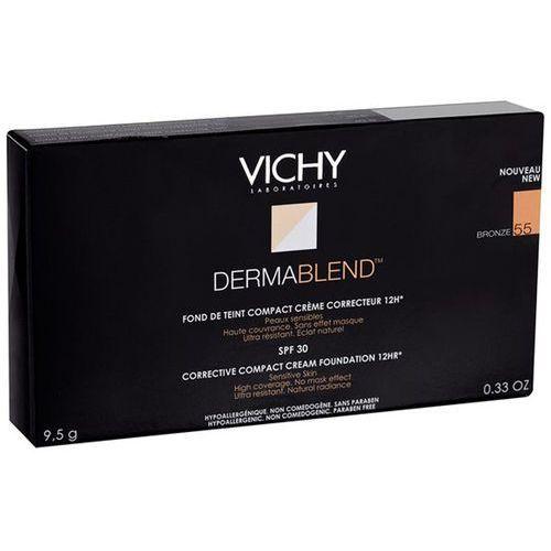 Vichy dermablend dermablend kompaktowy podkład korekcyjny spf 30 odcień 25 nude (corrective compact cream foundation 12 hr) 9,5 g - Ekstra przecena