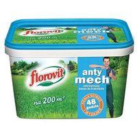 Antymech nawóz do trawnika Florovit : Pojemność - 4 kg (5900498015102)