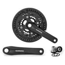 Shimano Efct4010e866cl mechanizm korbowy fc-t4010 48x36x26 9rz 175 mm czarna