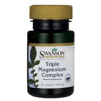 Kapsułki Triple Magnesium complex 30 kaps.