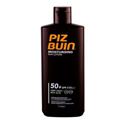 PIZ BUIN Moisturising Sun Lotion SPF50+ preparat do opalania ciała 200 ml unisex - Ekstra obniżka