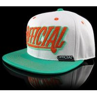 czapka z daszkiem OFFICIAL - Stay Official Flipper (000) rozmiar: OS