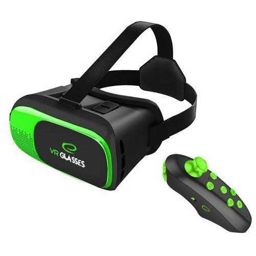"Okulary 3D VR Esperanza ""Apocalypse"" z kontrolerem bluetooth"