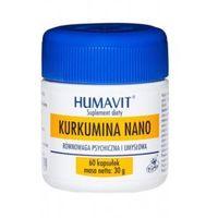HUMAVIT Kurkumina KURKUMA Nano 60kp
