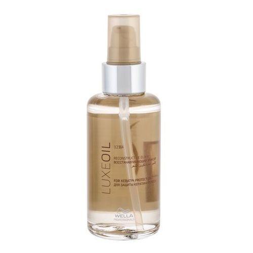 Wella sp luxe oil eliksir - eliksir odbudowujący do włosów 100 ml - Promocyjna cena