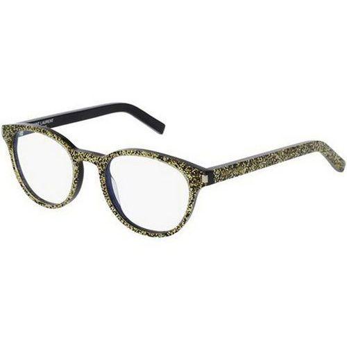 Okulary korekcyjne classic 10 010 Saint laurent