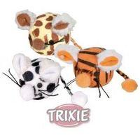 mysz kulka pluszowa 4,5cm [4554] marki Trixie