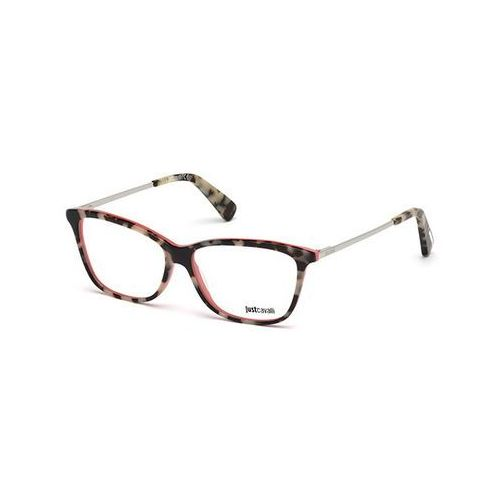 Just cavalli Okulary korekcyjne jc 0754 055