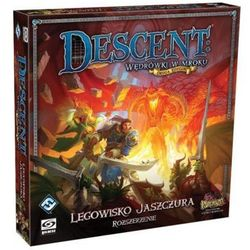 Gra Descent: Legowisko Jaszczura