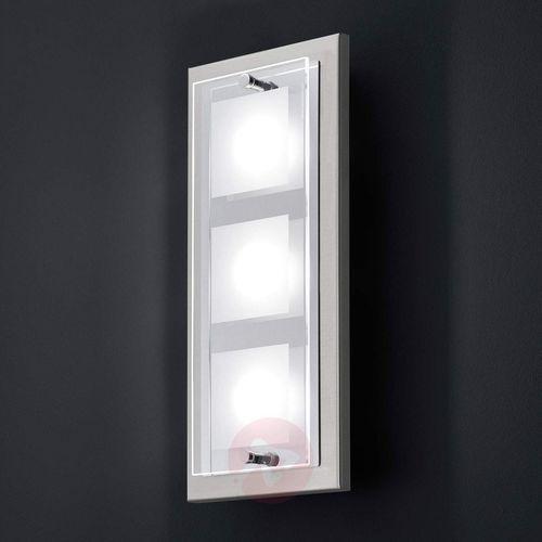 Zon Oświetlenie ścienne I Sufitowe Led Aluminium 8 Punktowe Design Obszar Wewnętrzny Und Czas Dostawy Od 6 10 Dni Roboczych Grossmann