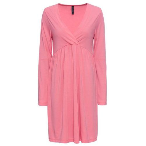 4028006ef7 Sukienka bonprix pastelowy różowy