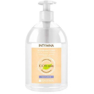 Płyny i mydła do higieny intymnej BARWA