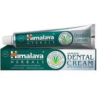 100g ayurvedic dental cream pasta do zębów z naturalnym fluorem marki Himalaya herbals
