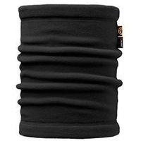 Komin Neckwarmer Basic Buff BLACK - black \ Czarny