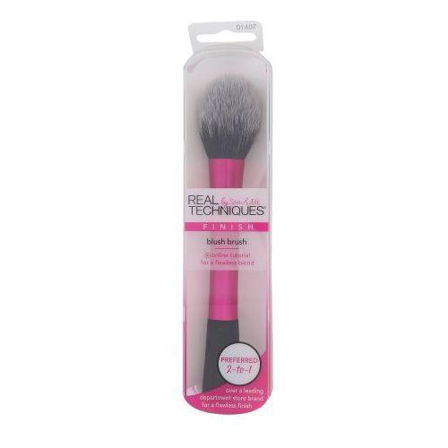 Real Techniques Brushes Finish Blush Brush pędzel do makijażu 1 szt dla kobiet - Super upust