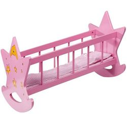 Łóżeczka dla lalek  Eddy Toys Mall.pl