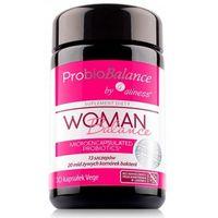 ProbioBalance Woman Balance (13 szczepów x 20mld ) 30 kaps. Aliness (5903242580321)