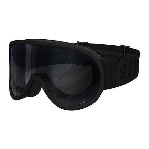 Poc Gogle narciarskie 40511 retina all black 1002
