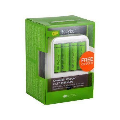 Gp battery Akumulator recyko+ aa 2600 mah (4 szt.) + zamów z dostawą jutro!