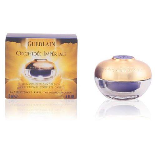 Guerlain orchidée impériale eye lip cream 15ml w krem pod oczy