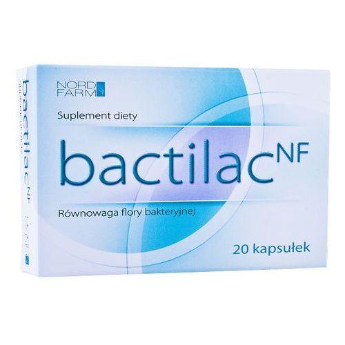 Kapsułki Bactilac SF kaps. - 20 kaps