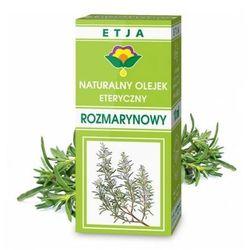 ROZMARYN - Olejek eteryczny ETJA 10 ml