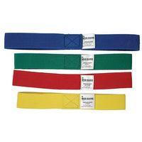 Msd Zestaw taśm do rehabilitacji kostek ankleciser , wszystkie kolory (4 szt.) 01-500111