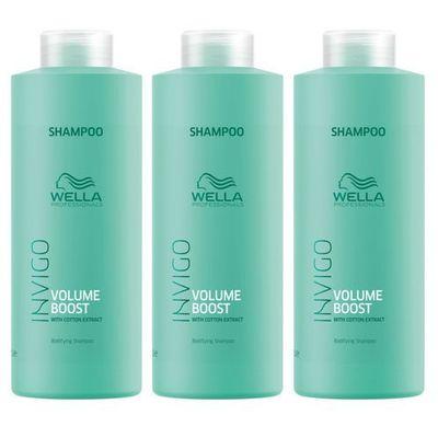 Mycie włosów Wella ESTYL.pl
