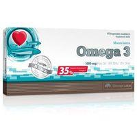 Kapsułki Omega 3 35% kwasów tłuszczowych 60 kaps.