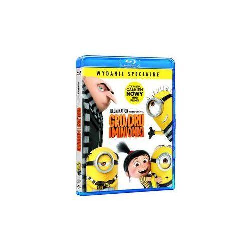 Kolekcja: Minionki 1-4 Blu Ray - Filmostrada. DARMOWA DOSTAWA DO KIOSKU RUCHU OD 24,99ZŁ