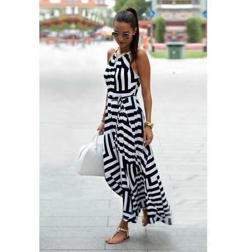 Sukienka KYLIE, kolor biały