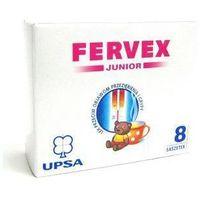 FERVEX Junior x 8 saszetek