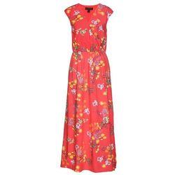 dc07e44be1 bonprix. Sukienka z wiskozy bonprix koralowy z nadrukiem ...