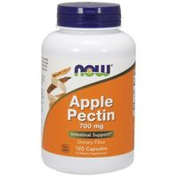 Kapsułki Now Foods Apple Pectin (Pektyny jabłkowe) 700mg 120 kaps.