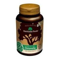 Tabletki RAINFOREST FOODS CHLORELLA BIO 500MG, 300 TABLETEK
