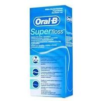 floss super nić dentystyczna do mostów x 50 odcinków marki Oral-b