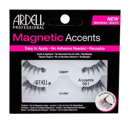 Ardell Magnetic Accents Accents 001 sztuczne rzęsy 1 szt dla kobiet Black - Rewelacyjna obniżka