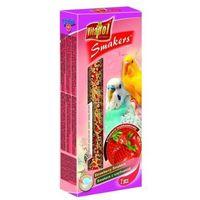Vitapol Smakers truskawkowy kolby dla papużki falistej 2szt/90g