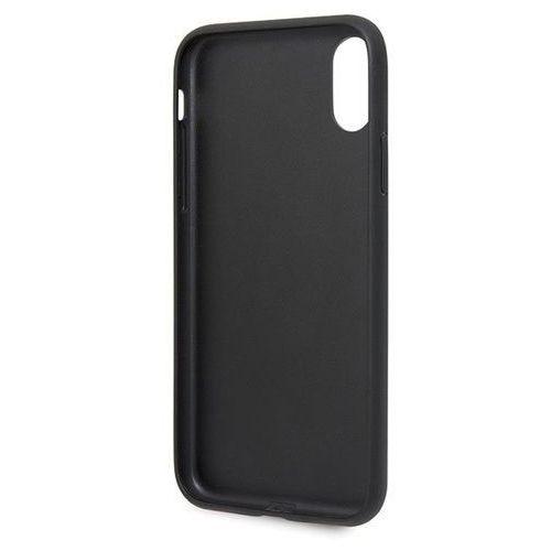 Etui hardcase BMW BMHCPXPOCBK iPhone X /Xs czarny/black, 52215 (12348377)
