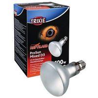 Żarówka grzewcza i uvb prosun mixed d3 100w marki Trixie