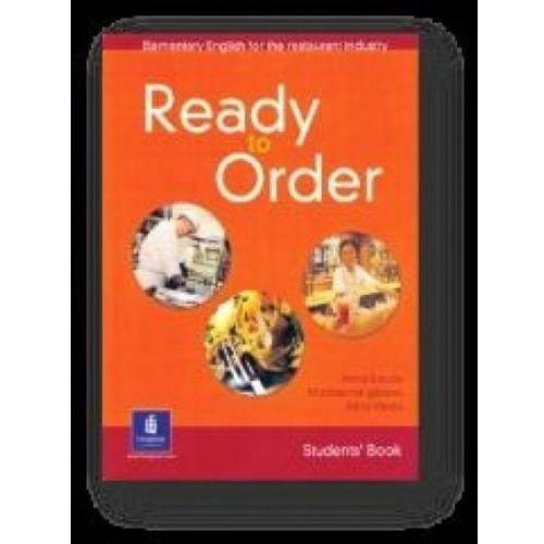 Ready to Order SB LONGMAN - Anne Baude, Montserrat Iglesias, Anna Inesta (2011)