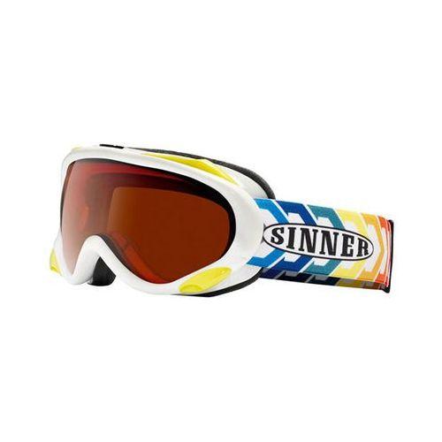 Sinner Gogle narciarskie beast ii over the glasses sigo-124 polarized 30b-p01