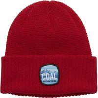 czapka zimowa COAL - The Tumalo Beanie Red (03)