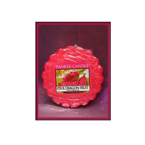 Yankee candle Smoczy owoc (pink dragon fruit) - wosk zapachowy