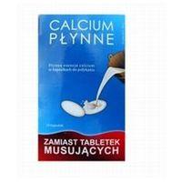 Kapsułki Calcium płynne 10 kaps.