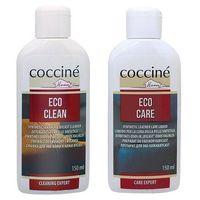 Zestaw do czyszczenia i regeneracji ekoskóry coccine eco