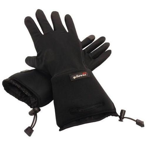 Rękawice wewnętrzne ogrzewane gl2 czarne - xxs-xs marki Glovii
